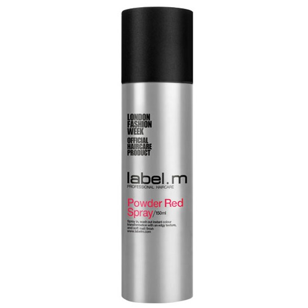 Label.m Powder Red Spray 150ml