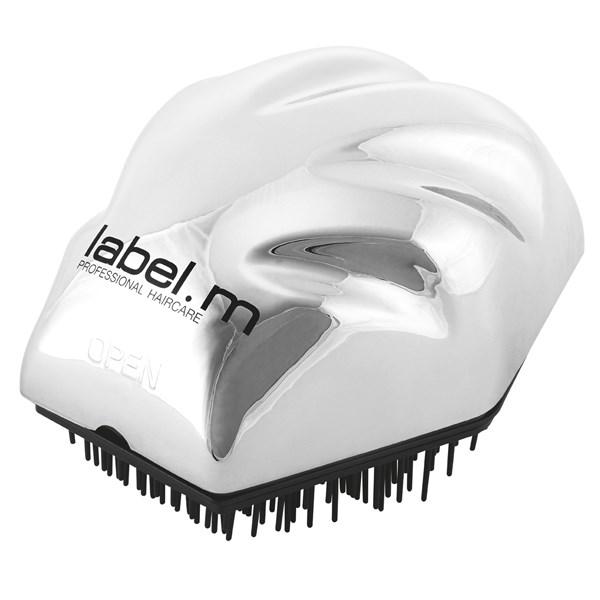 Label.m Detangle Brush Silver