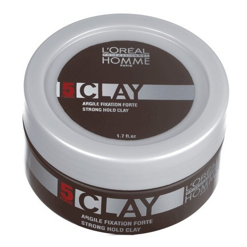 LOreal Professionnel Homme Clay 50ml