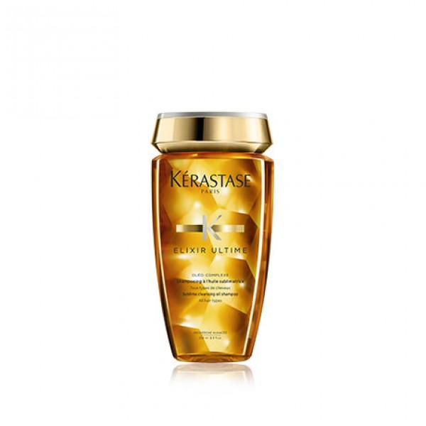 Σαμπουάν για Θρέψη και Λάμψη Μαλλιών Bain 1