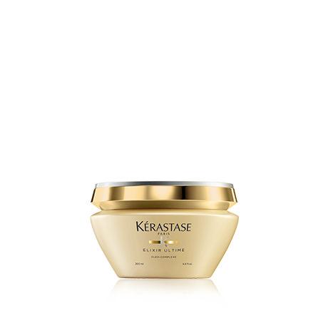 Μάσκα Μαλλιών για Λάμψη Masque elixir 200ml